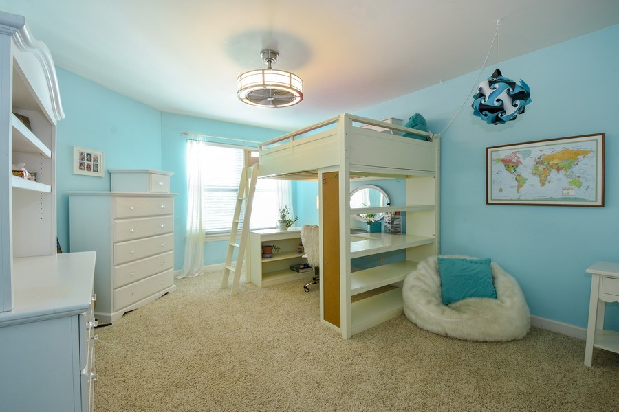 Real Estate Photography - 723 Exmoor Ave, Barrington, IL, 60010 - 4th Bedroom
