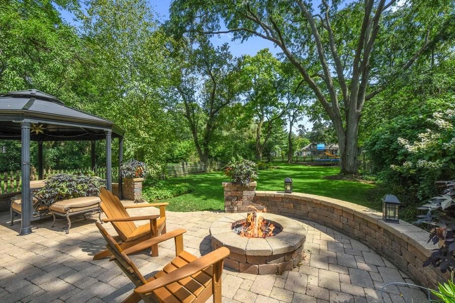 Real Estate Photography - 723 Exmoor Ave, Barrington, IL, 60010 - Back Yard