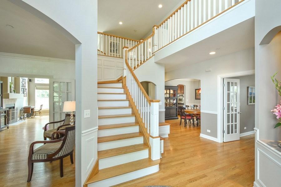 Real Estate Photography - 723 Exmoor Ave, Barrington, IL, 60010 - Foyer