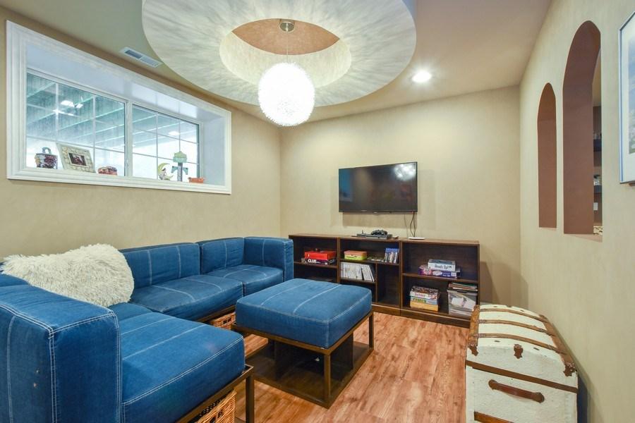 Real Estate Photography - 723 Exmoor Ave, Barrington, IL, 60010 - Play Room
