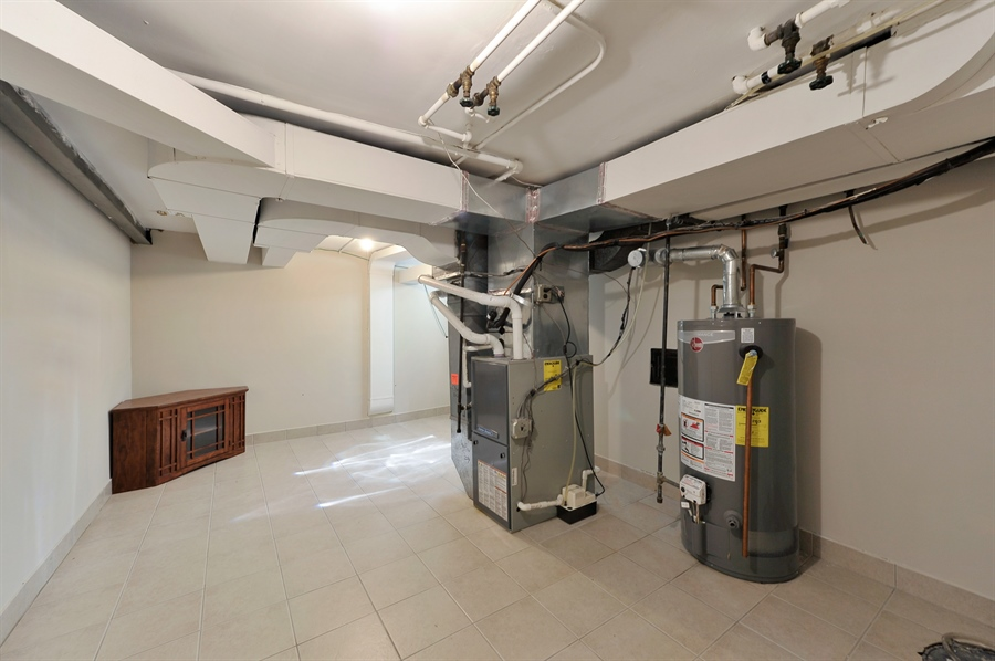 Real Estate Photography - 6108 N Christiana, Chicago, IL, 60659 - Basement