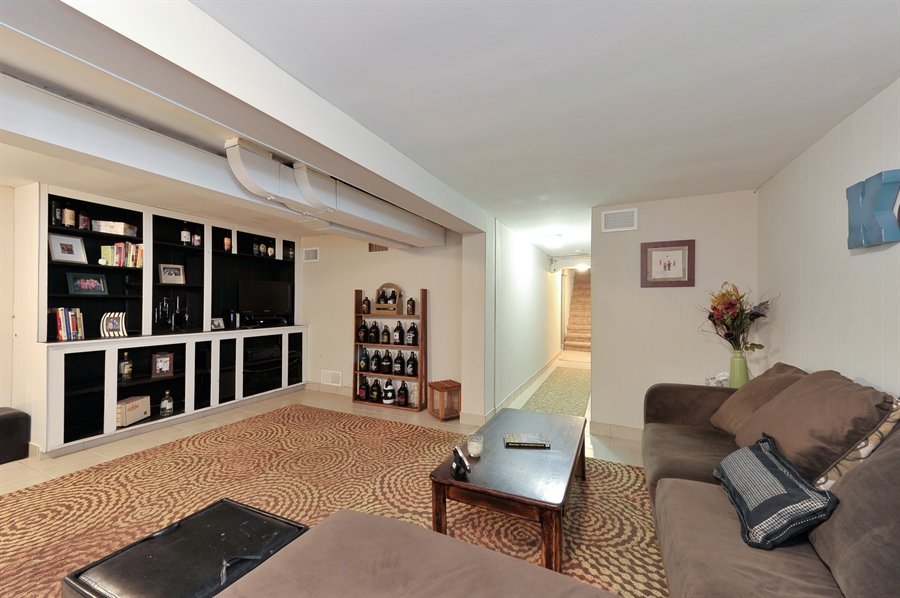 Real Estate Photography - 6108 N Christiana, Chicago, IL, 60659 - Family Room