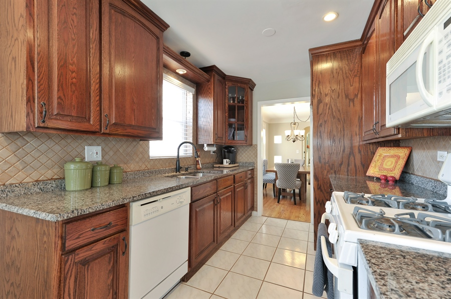 Real Estate Photography - 6108 N Christiana, Chicago, IL, 60659 - Kitchen
