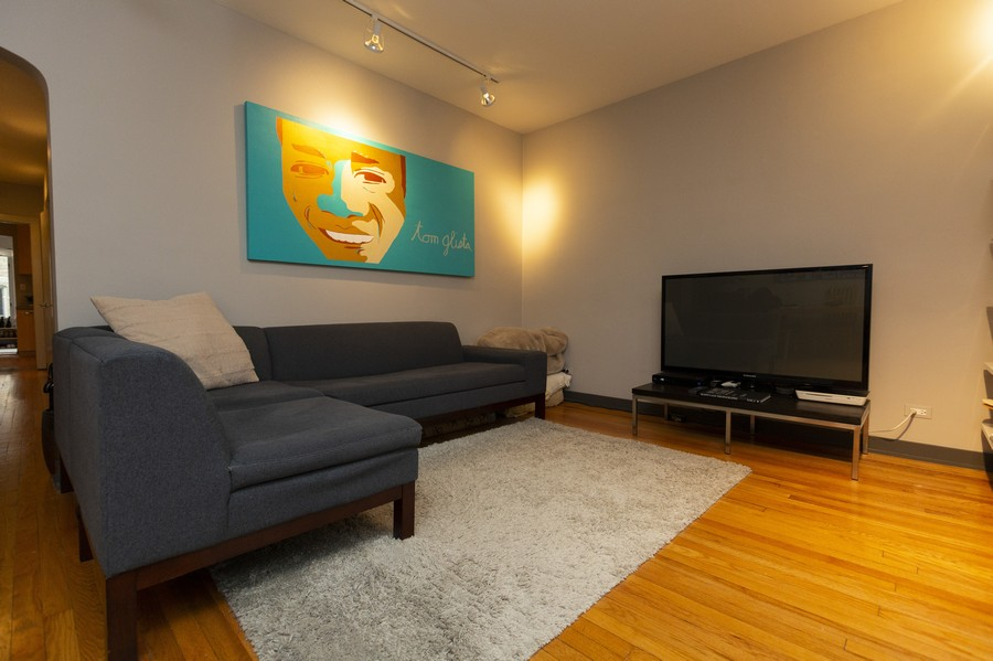 Real Estate Photography - 2317 N Cambridge, Unit 1S, Chicago, IL, 60614 -
