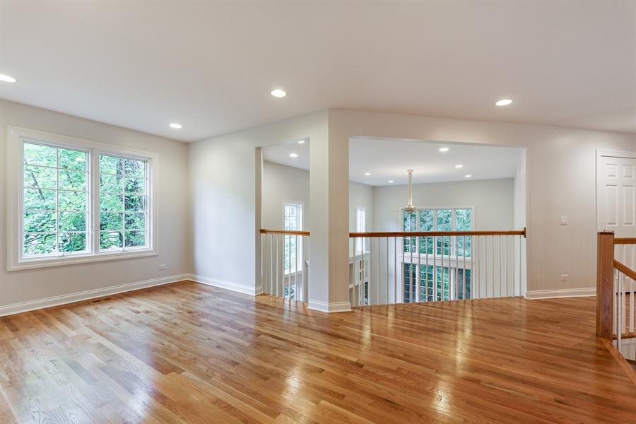 Real Estate Photography - 839 Bob O Link Rd, Highland Park, IL, 60035 - Loft