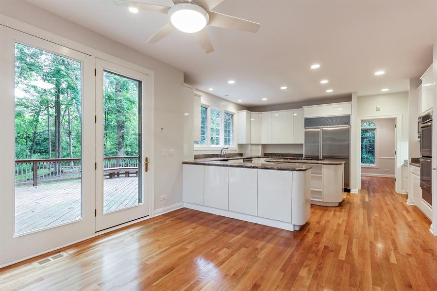 Real Estate Photography - 839 Bob O Link Rd, Highland Park, IL, 60035 - Kitchen
