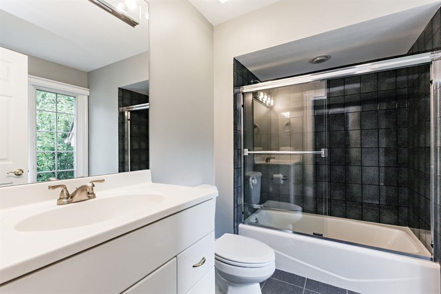 Real Estate Photography - 839 Bob O Link Rd, Highland Park, IL, 60035 - Bathroom