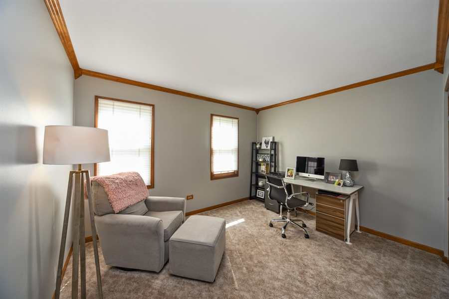 Real Estate Photography - 224 Lexington ave, Fox River Grove, IL, 60021 - 2nd Bedroom