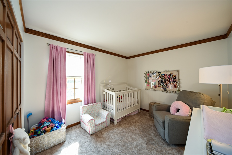 Real Estate Photography - 224 Lexington ave, Fox River Grove, IL, 60021 - 3rd Bedroom