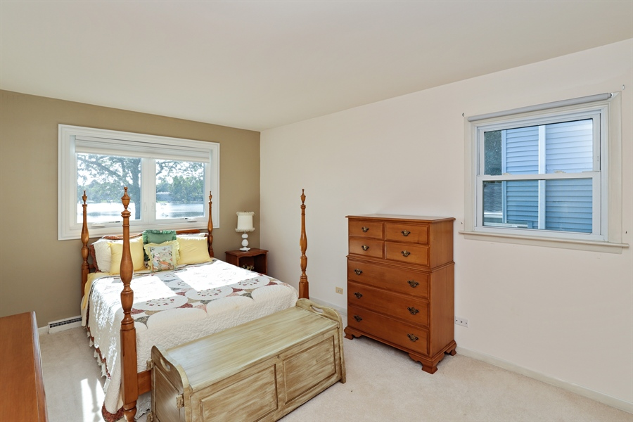 Real Estate Photography - 404 N Beck, Lindenhurst, IL, 60046 - Bedroom