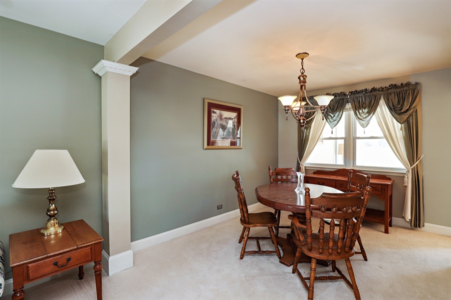 Real Estate Photography - 404 N Beck, Lindenhurst, IL, 60046 - Dining Room