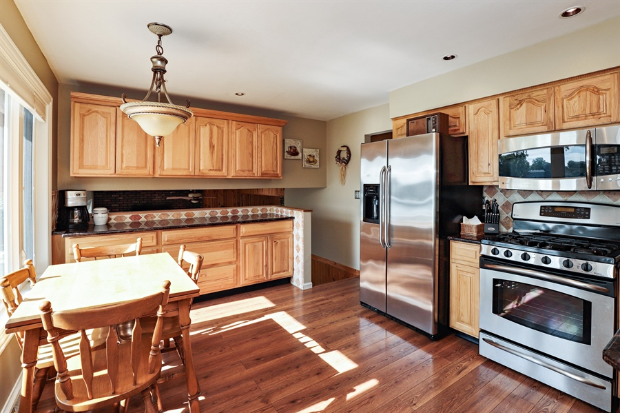Real Estate Photography - 404 N Beck, Lindenhurst, IL, 60046 - Kitchen