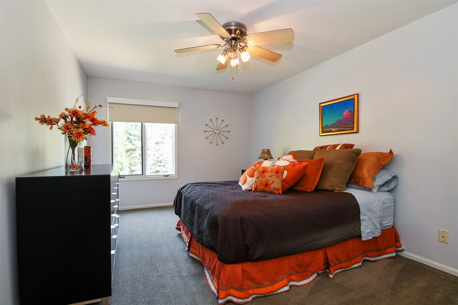 Real Estate Photography - 30 Golf View Lane, Frankfort, IL, 60423 - 3rd Bedroom