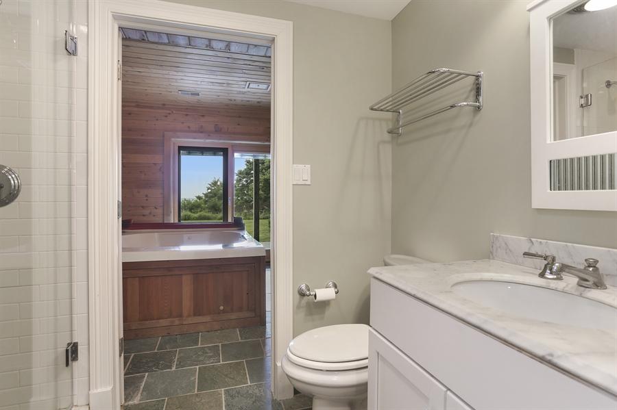 Real Estate Photography - 48013 Ridge Rd, New Buffalo, MI, 49117 - 3rd Bathroom