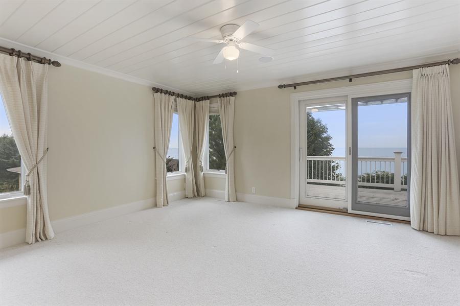 Real Estate Photography - 48013 Ridge Rd, New Buffalo, MI, 49117 - Master Bedroom