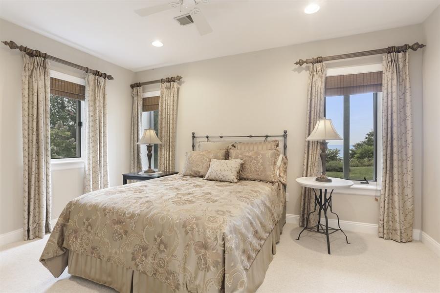 Real Estate Photography - 48013 Ridge Rd, New Buffalo, MI, 49117 - Guest Bedroom