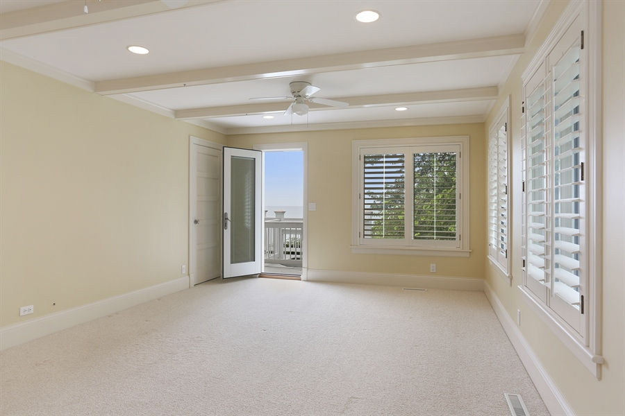 Real Estate Photography - 48013 Ridge Rd, New Buffalo, MI, 49117 - 2nd Bedroom