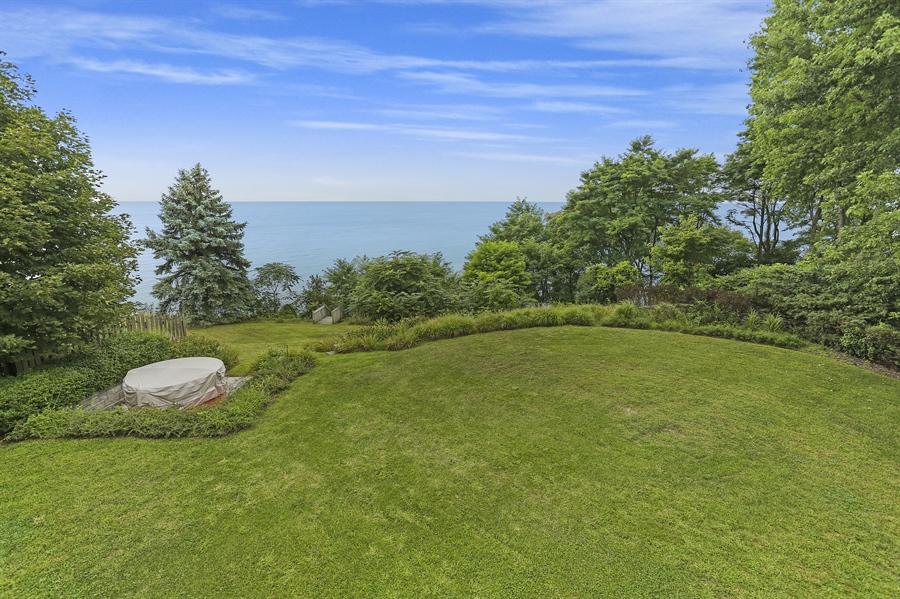 Real Estate Photography - 48013 Ridge Rd, New Buffalo, MI, 49117 - Back Yard