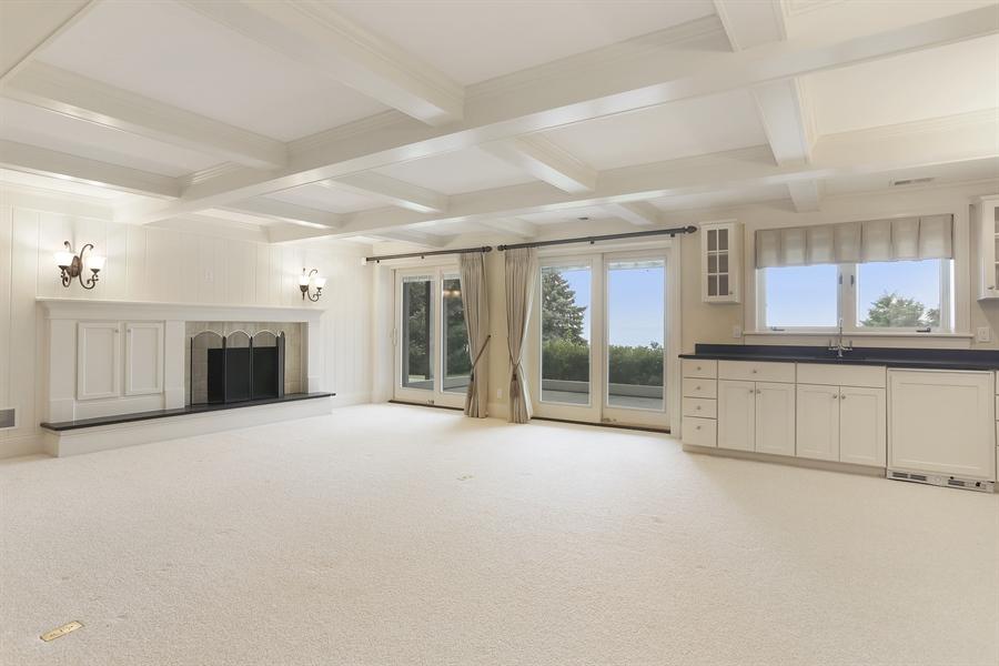 Real Estate Photography - 48013 Ridge Rd, New Buffalo, MI, 49117 - Family Room