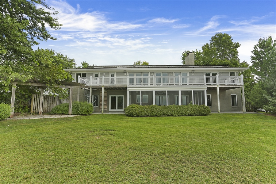 Real Estate Photography - 48013 Ridge Rd, New Buffalo, MI, 49117 - Front View