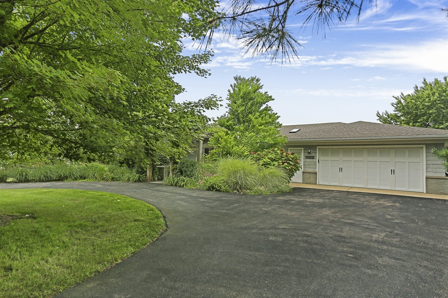 Real Estate Photography - 48013 Ridge Rd, New Buffalo, MI, 49117 - Rear View