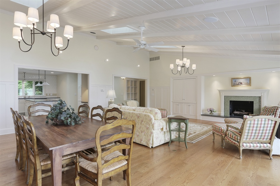 Real Estate Photography - 48013 Ridge Rd, New Buffalo, MI, 49117 - Kitchen / Dining Room