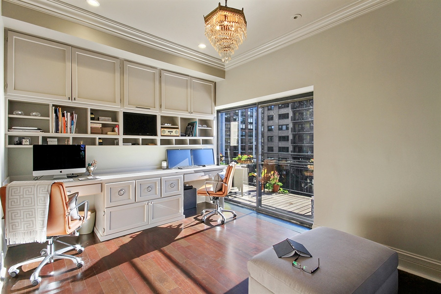 Real Estate Photography - 39 E Schiller Street, Unit 4W, Chicago, IL, 60610 - 4th Bedroom