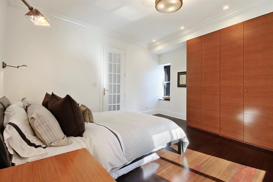Real Estate Photography - 39 E Schiller Street, Unit 4W, Chicago, IL, 60610 - Bedroom