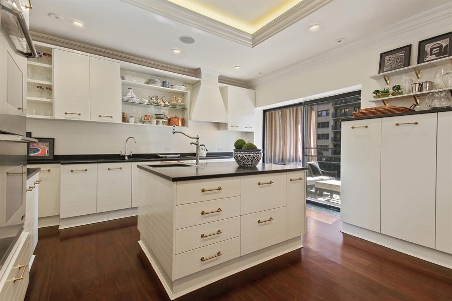 Real Estate Photography - 39 E Schiller Street, Unit 4W, Chicago, IL, 60610 - Kitchen