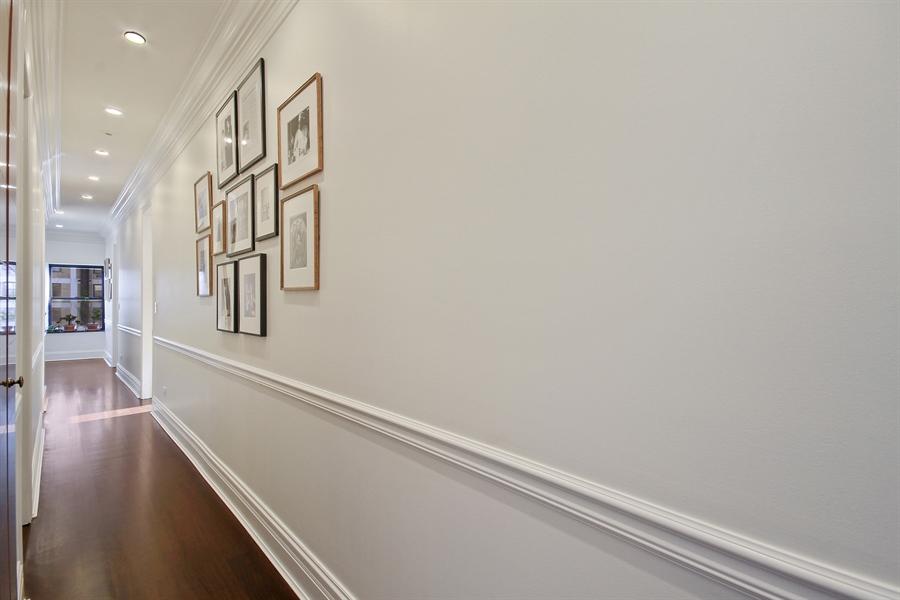Real Estate Photography - 39 E Schiller Street, Unit 4W, Chicago, IL, 60610 - Hallway