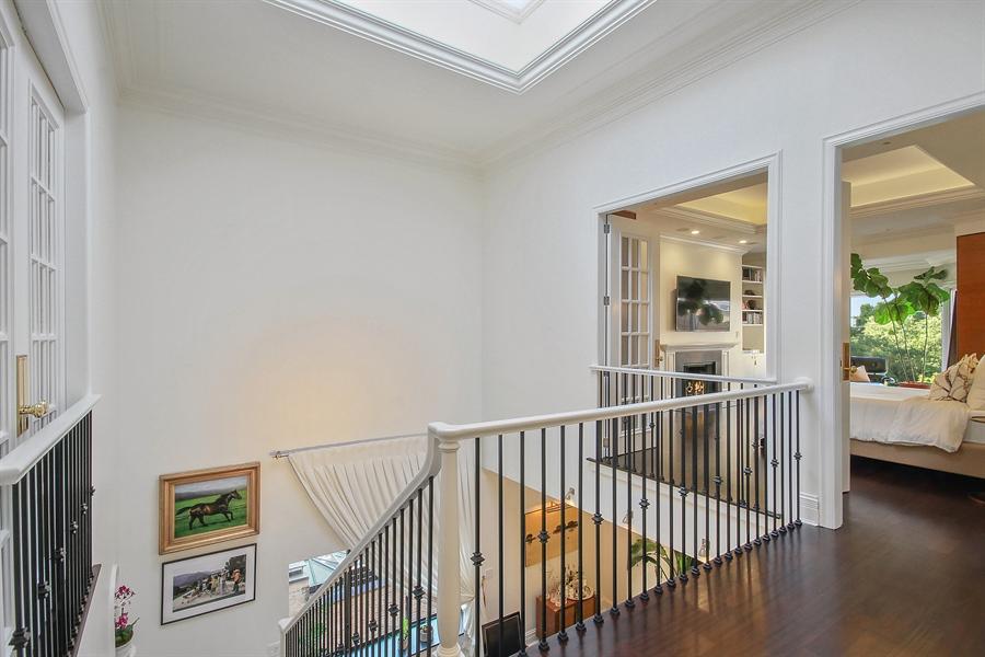 Real Estate Photography - 39 E Schiller Street, Unit 4W, Chicago, IL, 60610 - Staircase