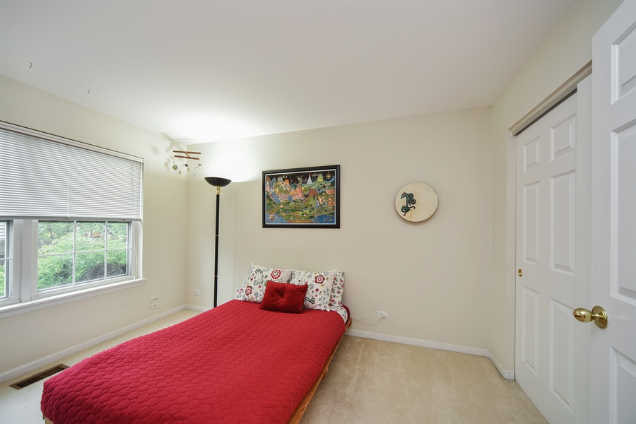 Real Estate Photography - 493 Gatewood Ln, Grayslake, IL, 60030 - 3rd Bedroom