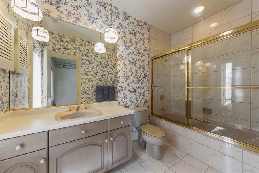 Real Estate Photography - 215 Dundee Rd, Barrington Hills, IL, 60010 - 4th Bathroom