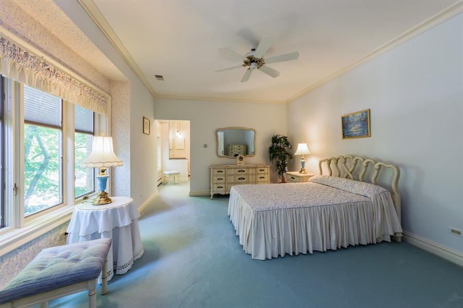 Real Estate Photography - 215 Dundee Rd, Barrington Hills, IL, 60010 - 3rd Bedroom