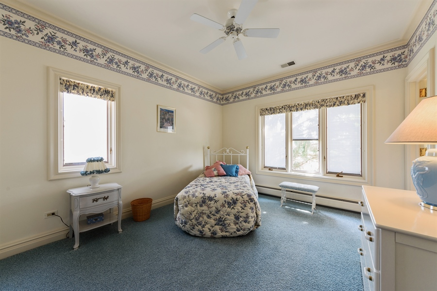 Real Estate Photography - 215 Dundee Rd, Barrington Hills, IL, 60010 - 4th Bedroom