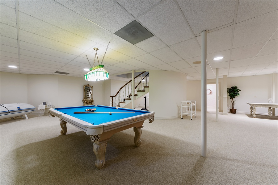 Real Estate Photography - 215 Dundee Rd, Barrington Hills, IL, 60010 - Basement