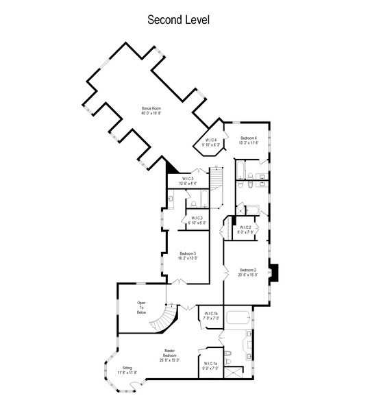 Real Estate Photography - 215 Dundee Rd, Barrington Hills, IL, 60010 - Floor Plan