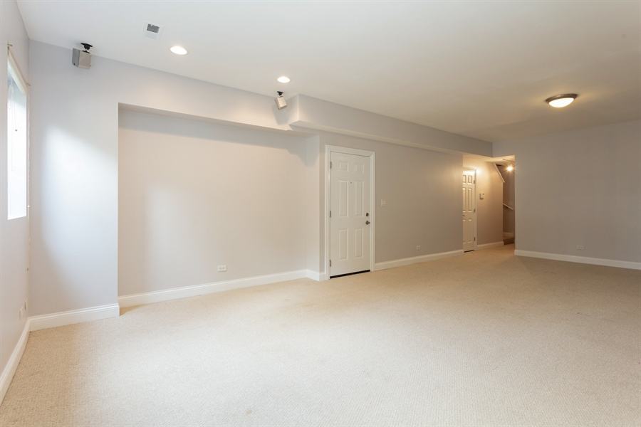 Real Estate Photography - 1257 E 46th St., 101W, Chicago, IL, 60653 - Basement