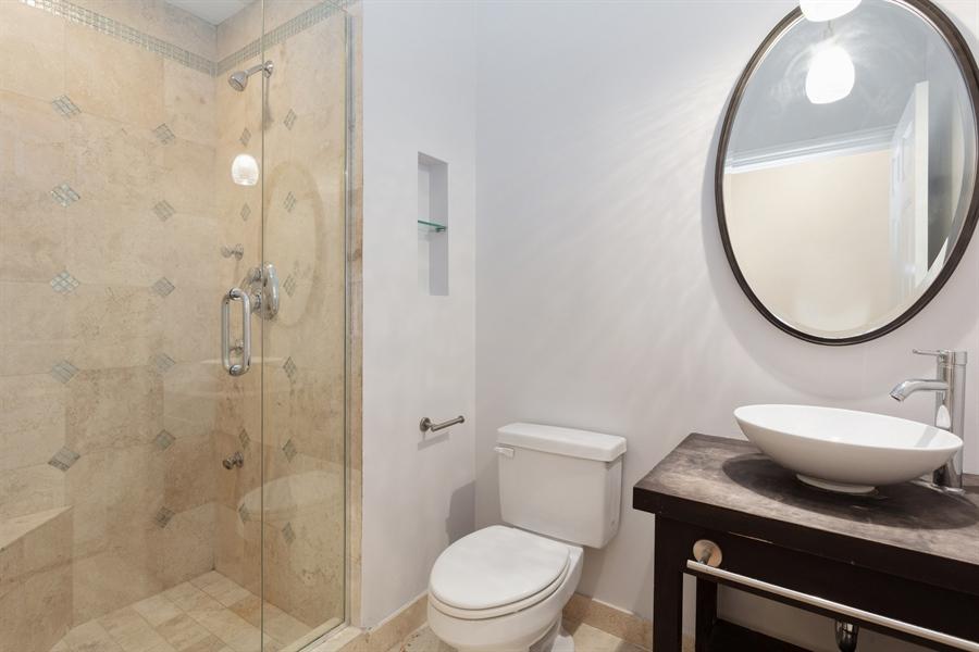 Real Estate Photography - 1257 E 46th St., 101W, Chicago, IL, 60653 - Bathroom