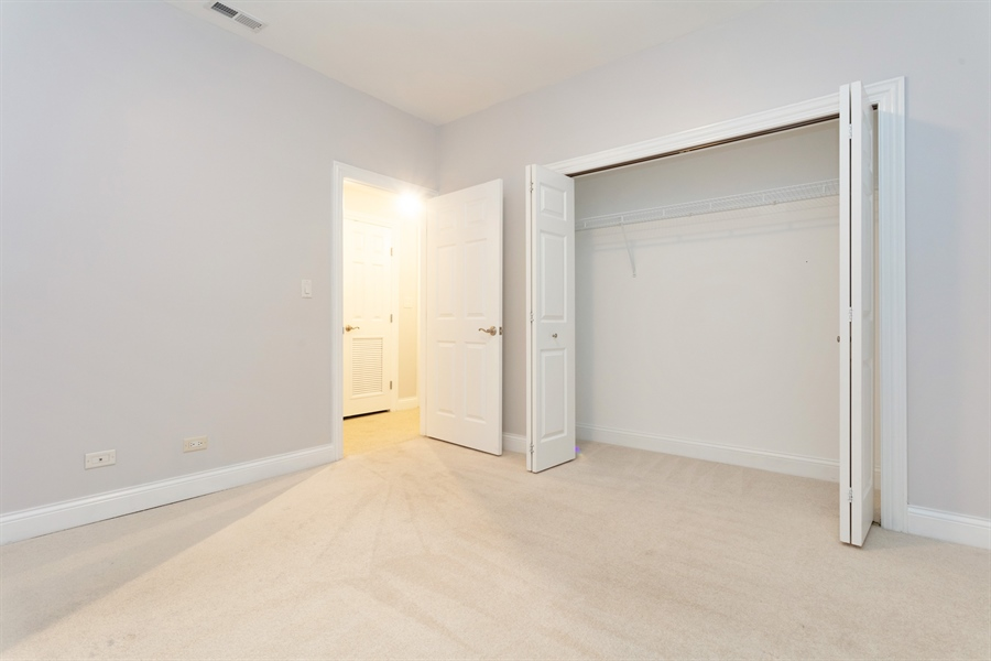 Real Estate Photography - 1257 E 46th St., 101W, Chicago, IL, 60653 - Bedroom