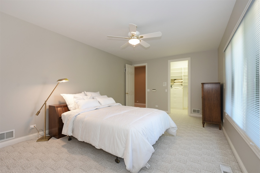 Real Estate Photography - 845 S Belmont Ave, Arlington Heights, IL, 60005 - 3rd Bedroom