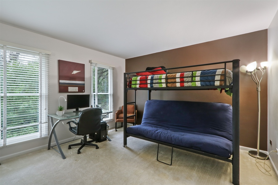 Real Estate Photography - 12390 W Quassey, Lake Bluff, IL, 60044 - 3rd Bedroom