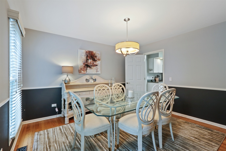 Real Estate Photography - 12390 W Quassey, Lake Bluff, IL, 60044 - Dining Room