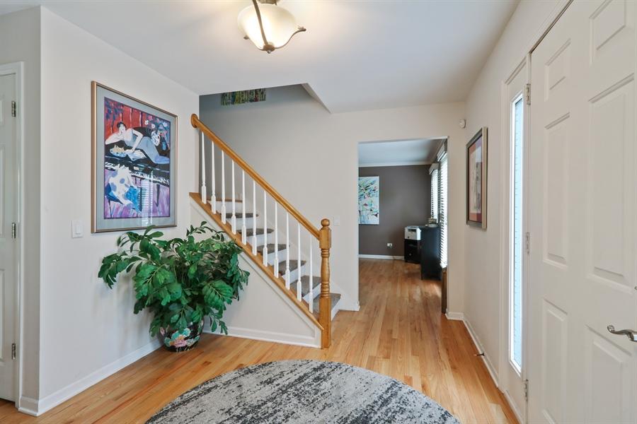 Real Estate Photography - 12390 W Quassey, Lake Bluff, IL, 60044 - Foyer