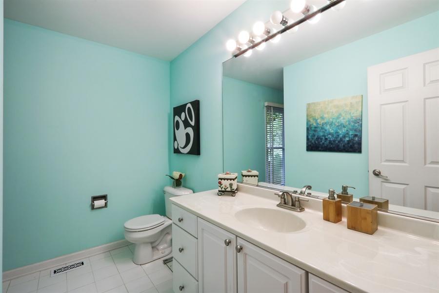 Real Estate Photography - 12390 W Quassey, Lake Bluff, IL, 60044 - 2nd Bathroom