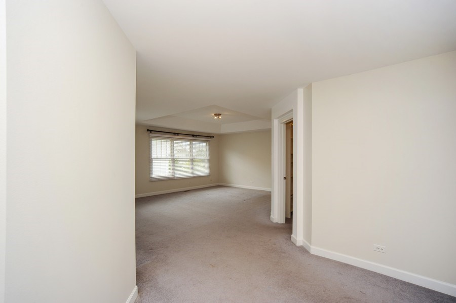Real Estate Photography - 2100 Thistle Rd, Glenview, IL, 60026 - Master Bedroom