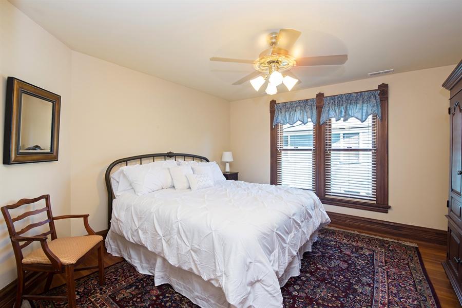 Real Estate Photography - 419 N Wheaton Ave, Wheaton, IL, 60187 - Bedroom