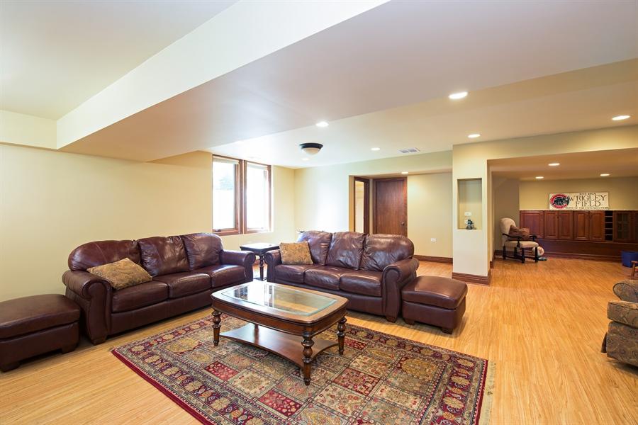 Real Estate Photography - 419 N Wheaton Ave, Wheaton, IL, 60187 - Basement