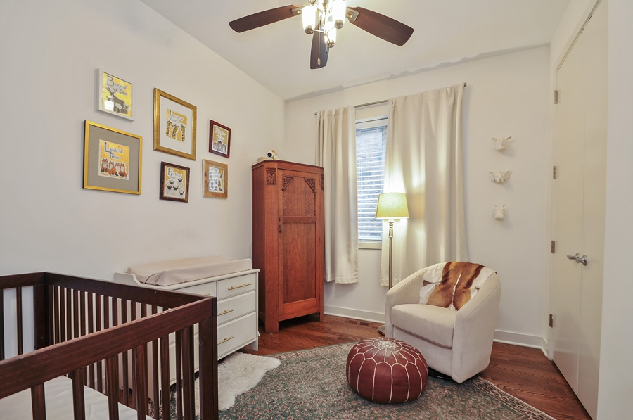 Real Estate Photography - 1542 N Artesian, 2, Chicago, IL, 60622 - 2nd Bedroom