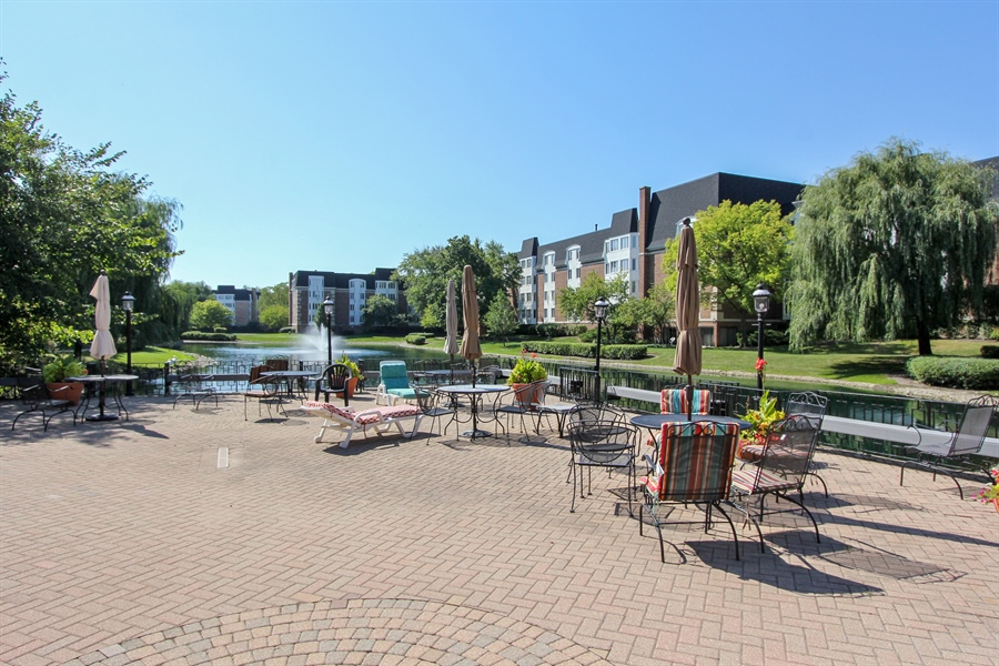 Real Estate Photography - 225 Lake Blvd, Unit 525, Buffalo Grove, IL, 60089 - View